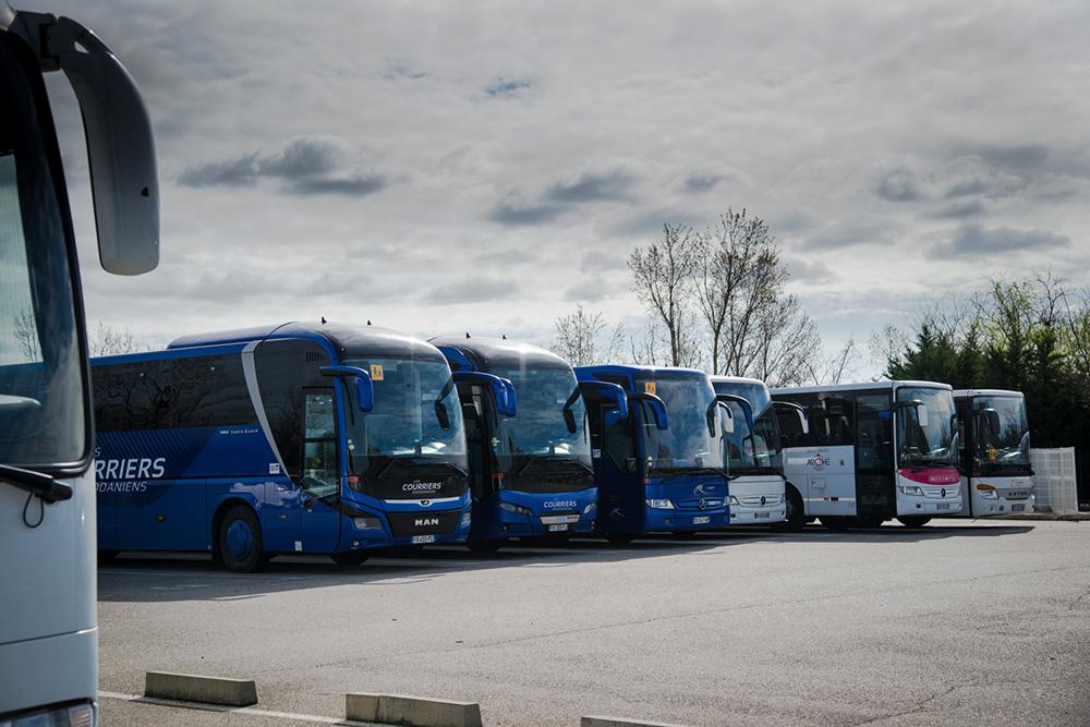 Bus groupe Galéo