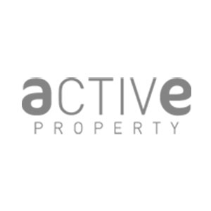 Logo Active property